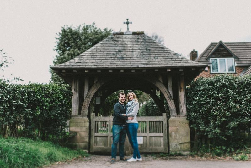 Lickey Hills Pre Wedding Photography