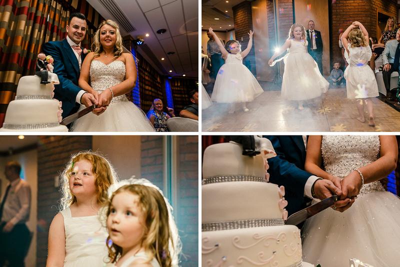 Royal Cornwall Pavillion Centre Wedding Photography