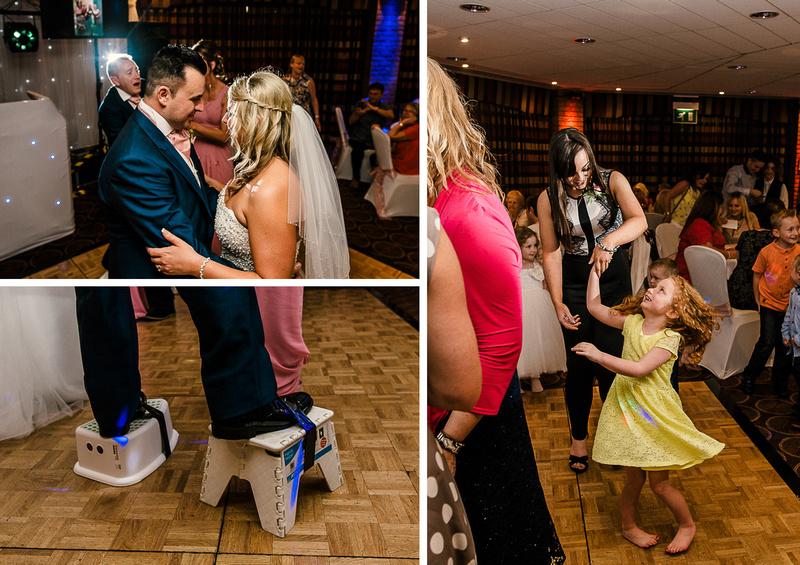 St Michael's Hotel Wedding Photography
