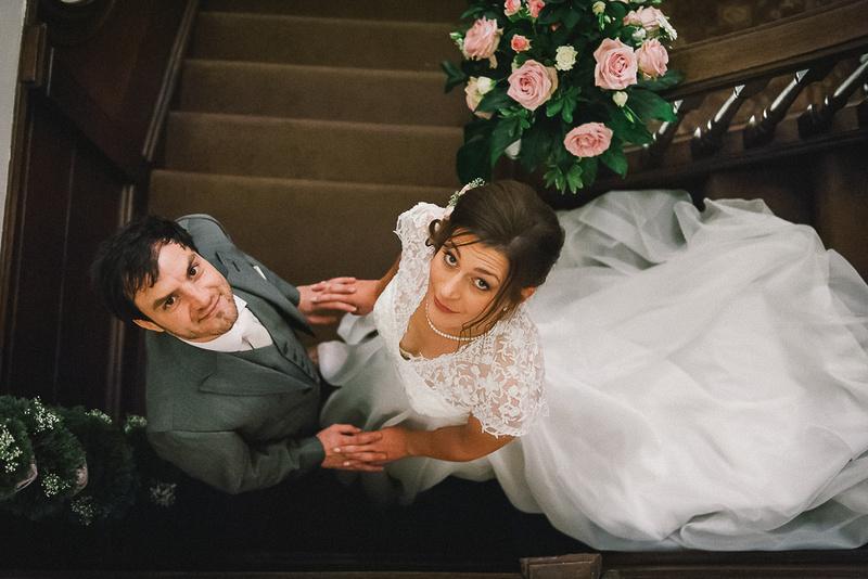 Somerford Hall Stafford Wedding Portrait
