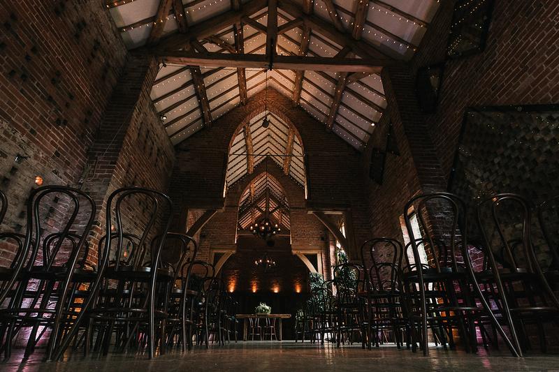 Shustoke Farm Barns Wedding Photography