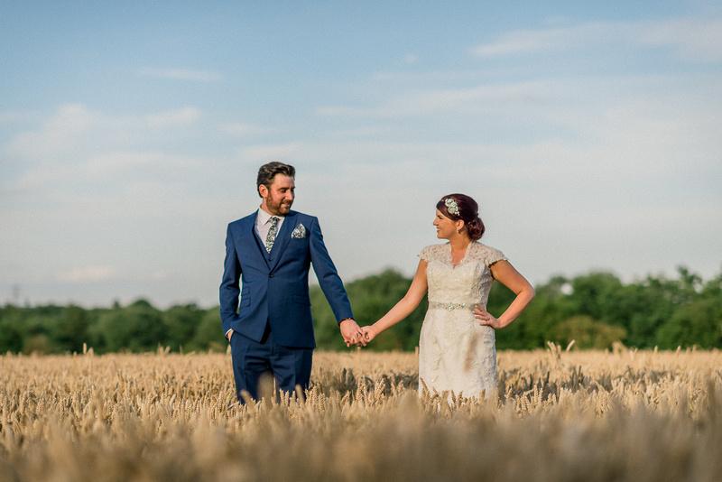 Brook Marston Farm Hotel Wedding