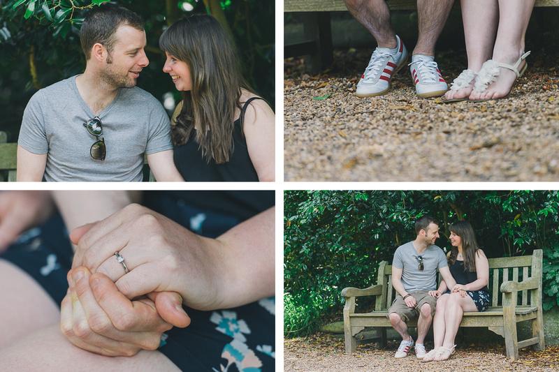 Birmingham Botanical Gardens Pre Wedding Shoot