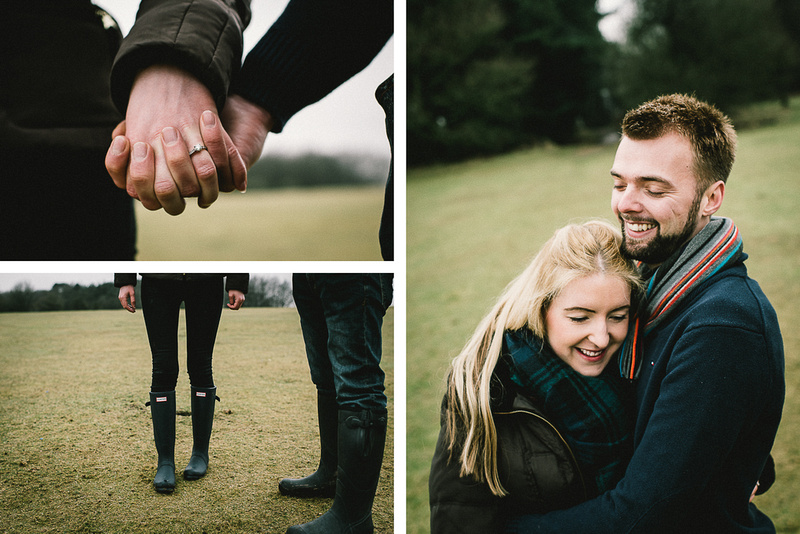 Lickey Hills Engagement shoot Photography