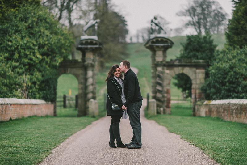 Staunton Harold Pre Wedding Photography
