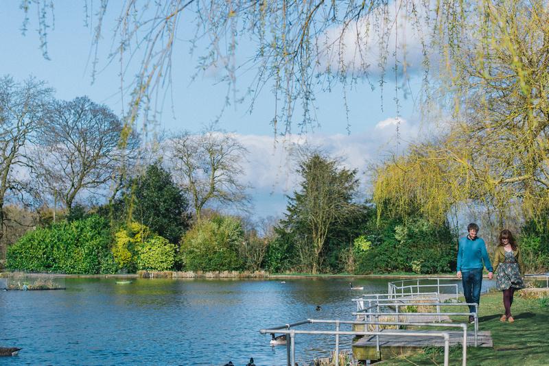 Rowheath Park & Lake