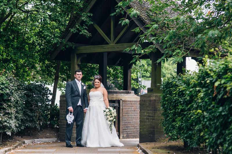 Barons Court Wedding Photography