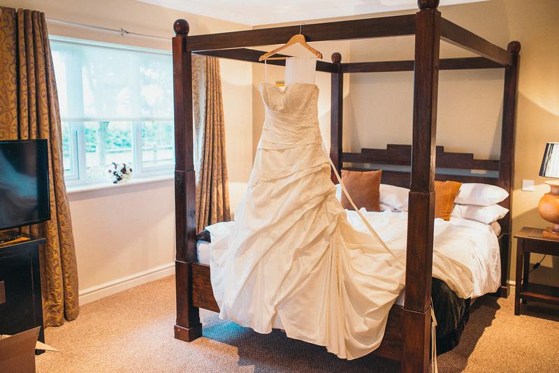 Bridal Suite at Granary Hotel