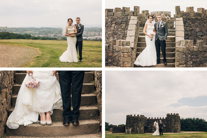 The Eaton Hotel Birmingham Wedding Photography